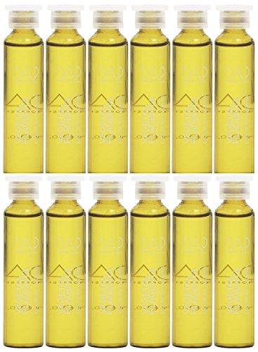 DAP, Trattamento anti-caduta capelli alla placenta vegetale, 12 fiale da 9 ml