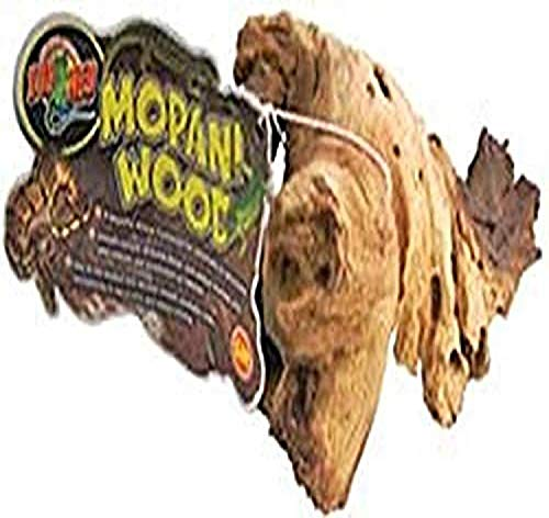 Recommended Driftwood: Zoo Med Mopani Wood