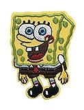 Spongebob Squarepants Embroidered Iron On / Sew On Patch