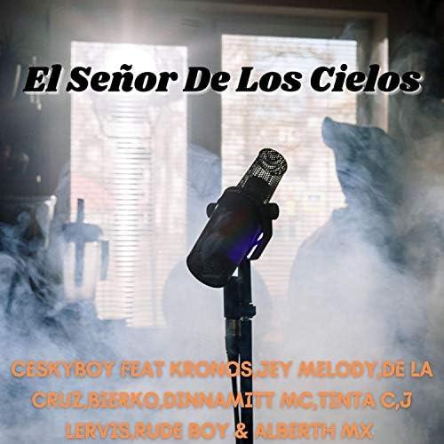 CeskyBoy feat. Jey Melody, De La Cruz, Bierko, Tinta C, J Lervis, Rude Boy, Alberth MX, Kronos & Dinnamitt Mc