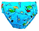 Step In Baby Windelbadehose, 9362, trkis/Multicolor, 86/92