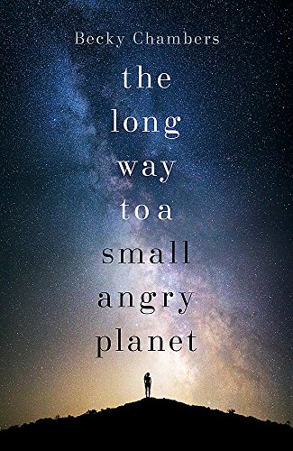 The long way to a small, angry planet: Becky Chambers