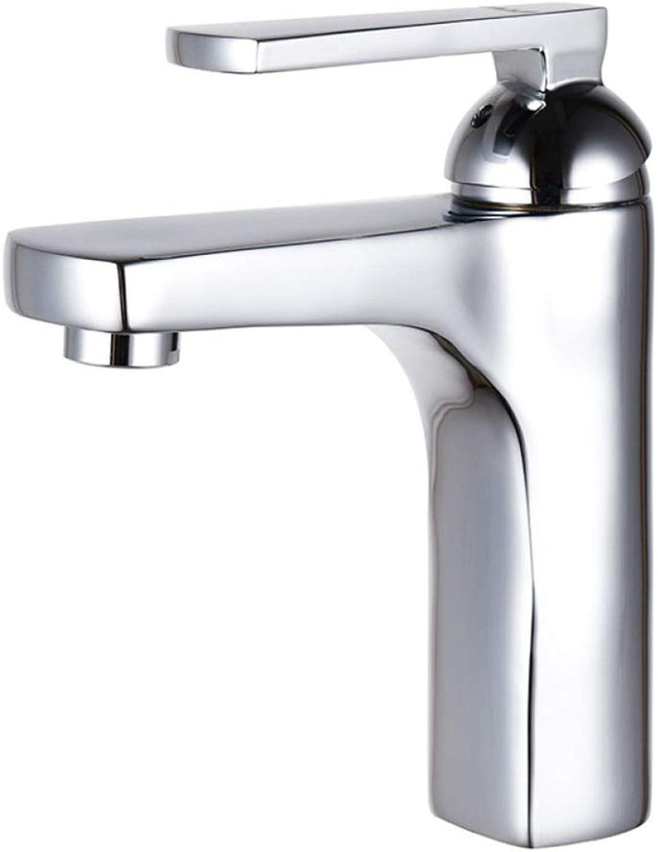 PYIP Copper single hole single heat wash basin basin Faucet Basin wash basin faucet mixed faucet