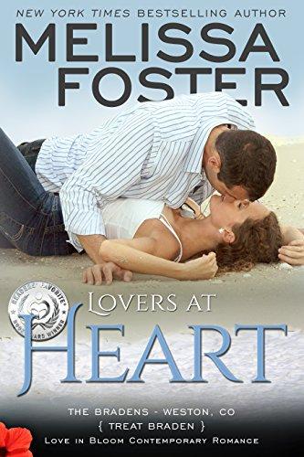 Lovers at Heart: Treat Braden (original edition)