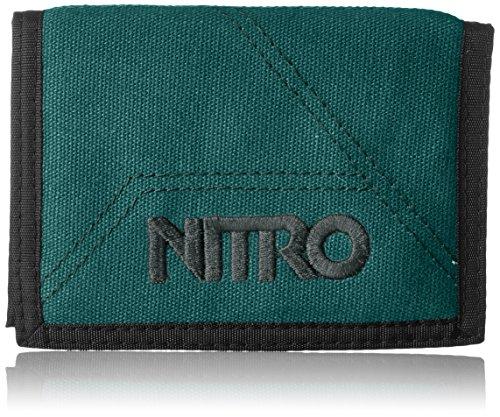 Nitro Wallet, Geldbörse, Geldbeutel, Portemonnaie, Münzbörse,  Ponderosa,  10 x 14 x 1 cm, 1131-878000_1954, 60g