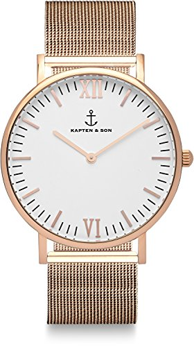 Kapten & Son - -Armbanduhr- CB00A0725F11A