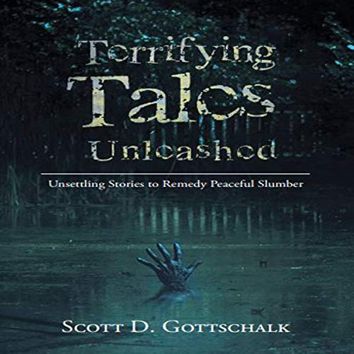 Terrifying Tales Unleashed audiobook cover art