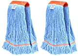 Nine Forty Industrial | Commercial USA Looped End Wet Mop Head Refill |...