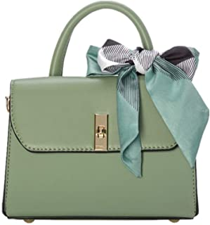 CHRISBELLA Satchel Purses and Handbags for Women Shoulder Top handle Bags with Adjustable Strap