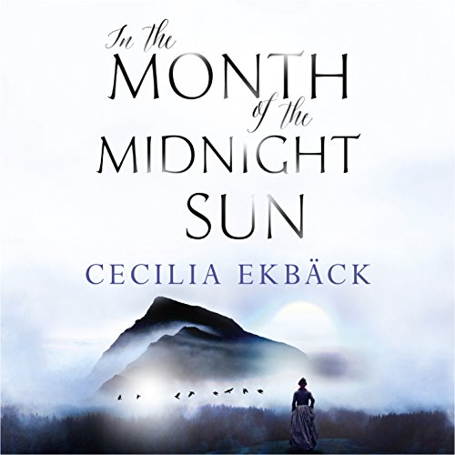 In the Month of the Midnight Sun audiobook cover art
