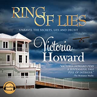 Ring of Lies audiobook cover art