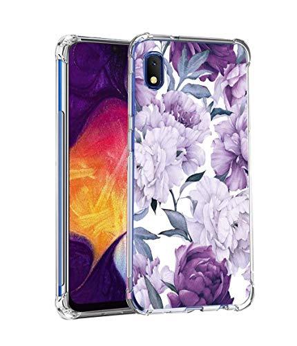 Samsung Galaxy A10E Slim Flexible Case for Girls by Leychan