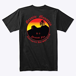 The Granite Mountain Hotshot Crew Logo T-Shirt