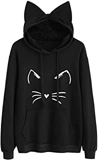 Best cat hoodie with ears for guys Reviews