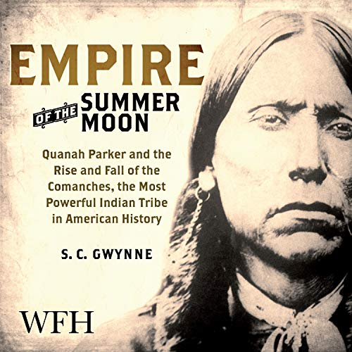 Empire of the Summer Moon cover art