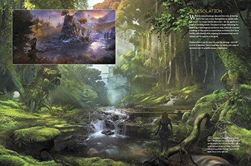 The Art of Horizon Zero Dawn steampunk buy now online