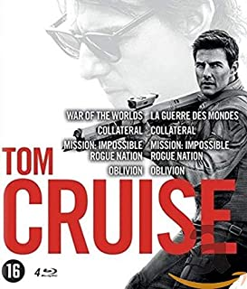 Tom Cruise Collection (Blu-Ray) 2018