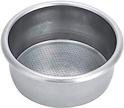 Kosz filtra do kawy 54 mm ze stali nierdzewnej Bezciśnieniowy filtr jednościenny Pasuje do ekspresu do kawy Breville