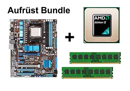 Aufrüst Bundle - ASUS M4A79XTD EVO + Athlon II X4 640 + 4GB RAM #57374
