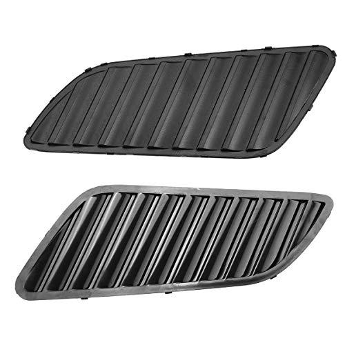 MADAENMF Parrilla Delantera Delantera, ABS A Pais E90 E91 DTM Style Style Universal Houp Outlet Outlet SERVEN para BMW E90 E91 E92 E93 F30 E46