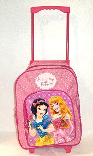 'Geldbörse/Wagen Disney Prinzessinnen-Pretty as a princess. Co N 2Reißverschlüsse. Maße: 29x 43/ca. 68x 20cms.