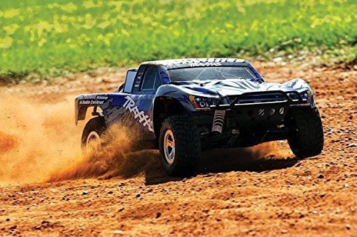 RC Auto kaufen Short Course Truck Bild 6: Traxxas Slash 1:10 RC Modellauto Elektro Short Course Heckantrieb (2WD) RtR 2,4 GHz*