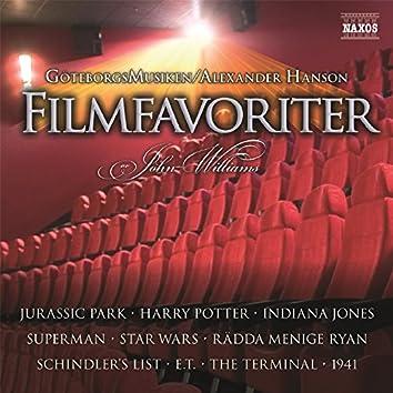 Filmfavoriter av John Williams (GöteborgsMusiken)