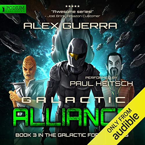 Galactic Alliance cover art