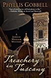 Treachery in Tuscany (Jordan Mayfair Mystery)