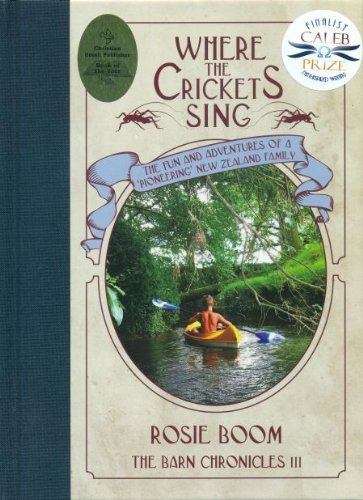 Where the Crickets Sing (The Barn Chronicles)