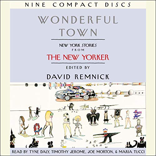 Wonderful Town cover art