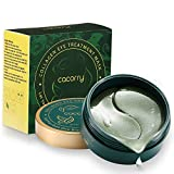 CACORRY Under Eye Masks for Dark Circles and Puffiness Under Eye Patches Gel Pads
