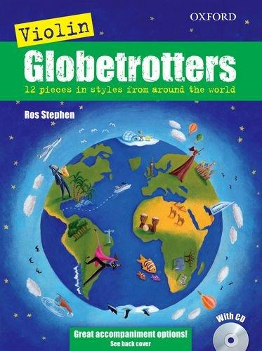 Violin Globetrotters + CD