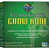 Garden of Life Raw Calcium and Growth Factors Su