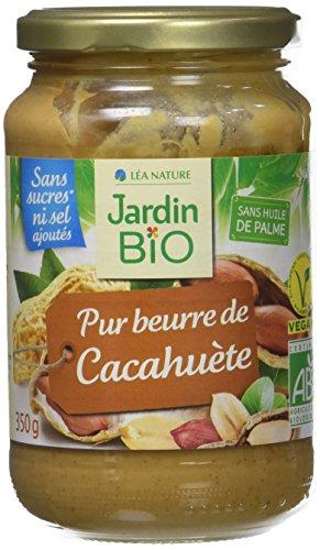 Jardin BiO étic Pur Beurre de Cacahuète (Épicerie)