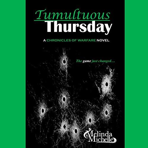 Tumultuous Thursday audiobook cover art