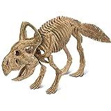 Geoworld cl437K–Jurassic Eggs Assembly Set, Protoceratops Skeleton
