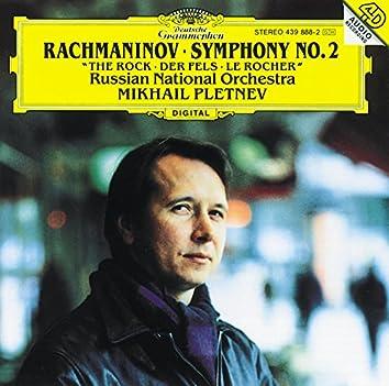 """Rachmaninov: Symphony No.2 In E Minor, Op. 27; """"The Rock"""" Fantasy, Op. 7"""