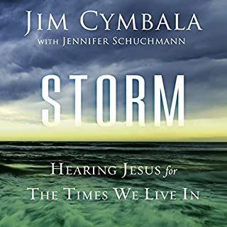 Storm: Hearing Jesus for the Times We Live In cover art