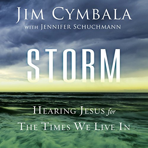 Storm: Hearing Jesus for the Times We Live In  audiobook cover art