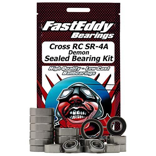 Cross RC SR-4A Demon Sealed Bearing Kit -  FastEddy Bearings, https://www.fasteddybearings.com-6728