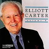 Eliott Carter,Edition Vol.9