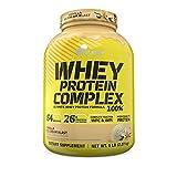 Olimp Whey Protein Isolate - Whey Protein Concentrate - Vanilla Ice Cream Protein Powder- Amino Acid Complex - Whey Protein Powder 5lb - Whey Protein Complex - Vanilla Ice Cream Blast - 64 Servings