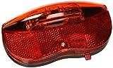 Lampa 93600 Fanalino Posteriore Portapacchi, 2 Super LED, Omologato, Multicolore...