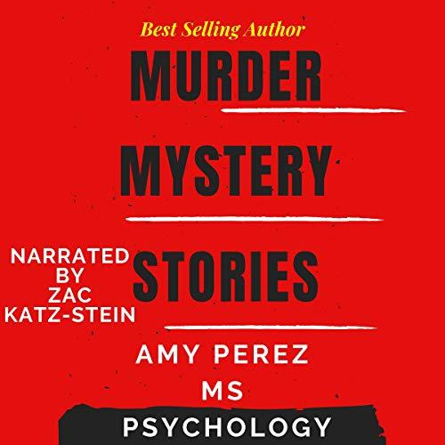 Murder Mystery Stories Titelbild