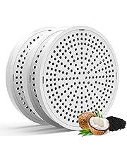 HoneyGuaridan Filtri a Carboni Attivi di Sostituzione aggiornati per fontane d'Acqua per Animali W18/W25/W25 PRO – Confezione da 3
