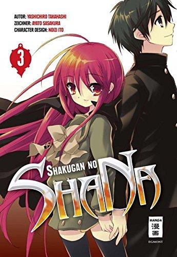 Shakugan no Shana 03