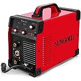 SUNGOLDPOWER 200Amp MIG MAG ARC MMA Stick DC Welder 110/220V...