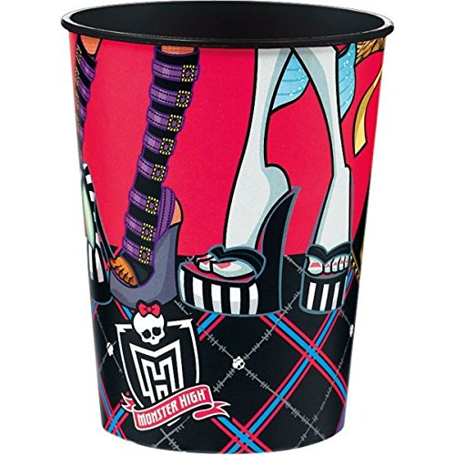 amscan 423657 Monster High Cups