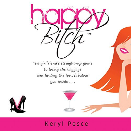 Happy Bitch audiobook cover art